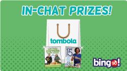 bingo 90 in chat prizes