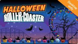 coaster halloween weekender