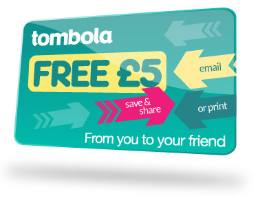 Free fiver from your friend