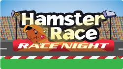Hamsters race night